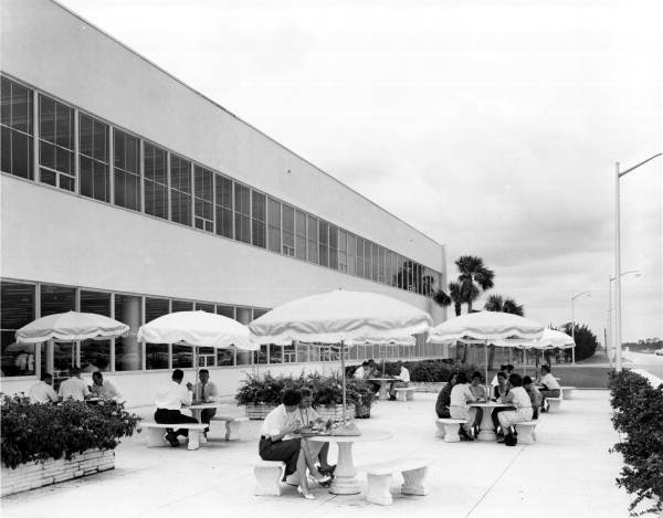 Florida Memory - Pratt and Whitney Aircraft company