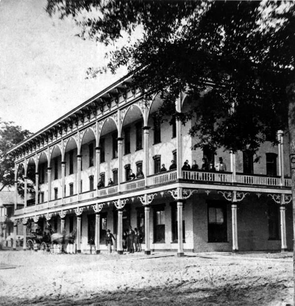 Nichols House - Jacksonville, Florida.