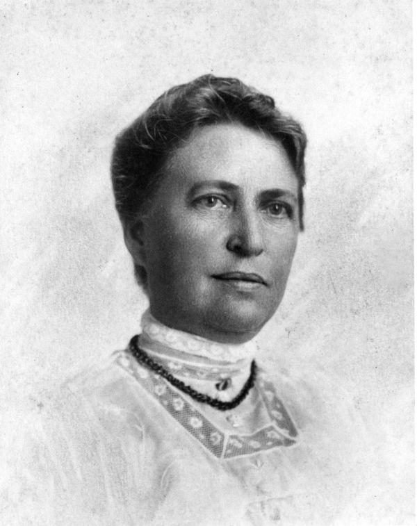 Portrait of Caroline Mays Brevard - Tallahassee, Florida.