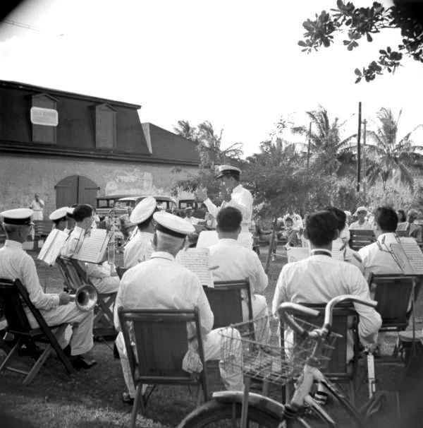 W. P. A. Band : Key West, Florida (1940)