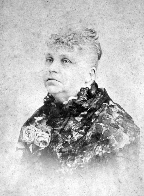 Portrait of Ellen Call Long - Tallahassee, Florida.