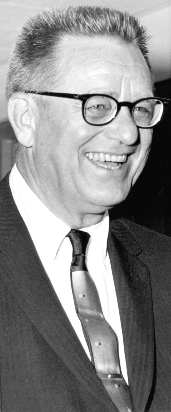 1965 Press Photo Elliott Roosevelt, son of Franklin D ...  Elliott Roosevelt Son Of Fdr