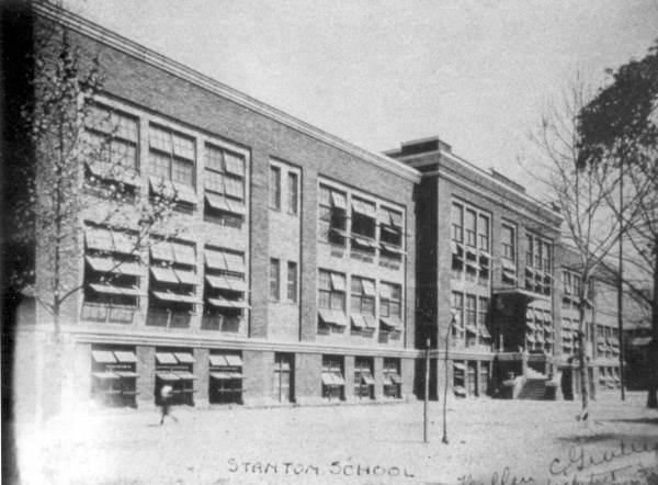 Stanton school - Jacksonville, Florida.