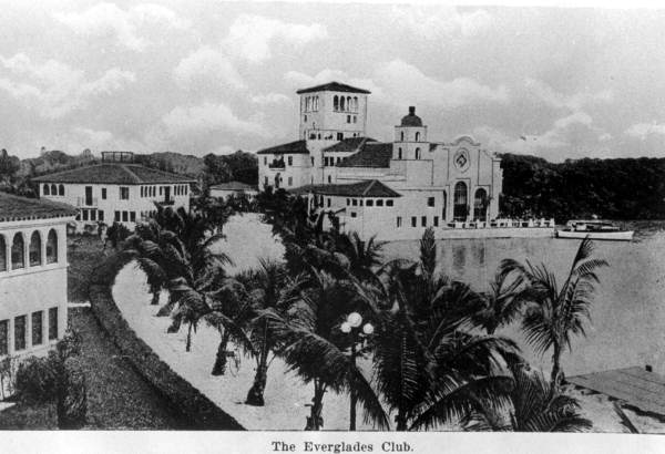 The Everglades club - Palm Beach, Florida.