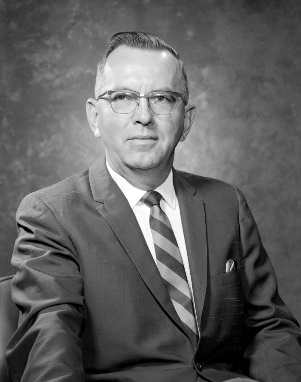 Portrait of Dr. Edward G. Haskell, Jr. - Tallahassee, Florida.