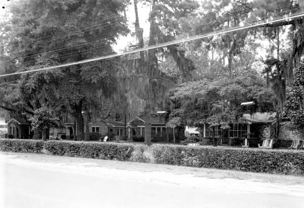 Tallahassee Motor Motel - Tallahassee, Florida .