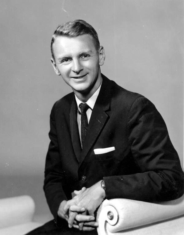Portrait of Jack Ridner .