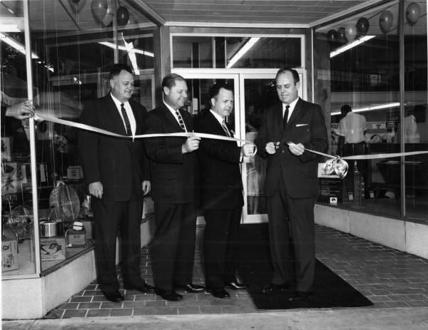 Opening of McDuff Appliances on North Monroe - Tallahassee, Florida .