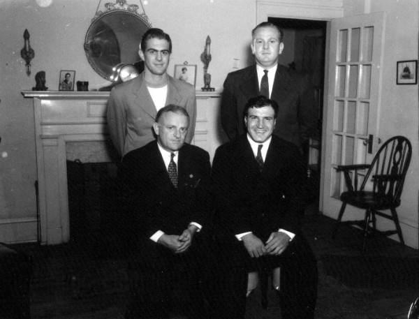 Four men in Jacksonville.