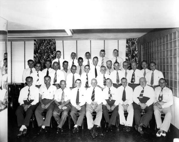 General Mills personnel.